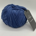 Schoppel-wolle Zauberball Cotton Ball f2274 Armeeblau