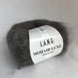 Lang Mohair Luxe f0070 Grafitgrå