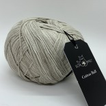 Schoppel-wolle Zauberball Cotton Ball f2345 Sand and meer