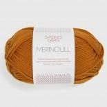 Sandnes Merinoull f2537 Curry
