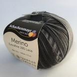 Schachemayr Merino extrafine 285 lace f586 gråmel