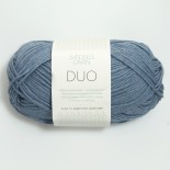 Sandnes DUO f6033 Jeansblå