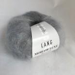Lang Mohair Luxe f023 Dimmgrå