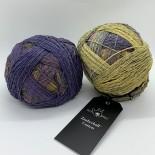 Schoppel-wolle Zauberball Cotton f2370 Geländegewinn