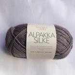 Sandnes Alpakka/silke f5031 syrén - Utgår