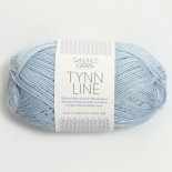 Sandnes Tynn Line f5930 ljusblå