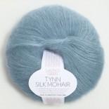 Sandnes Tynn Silk mohair f6023 himmelsblå