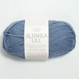 Sandnes Alpakka/Ull 6052 jeansblå