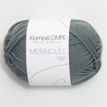 Sandnes KlompeLOMPE Merinoull f7251 blåpetrol