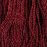 Järbo 2tr Ullgarn f122 Cranberry red