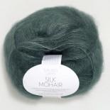 Sandnes Silk Mohair f7572 gråpetrol*