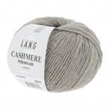 Lang yarns Cashmere Premium f022 gråbeige