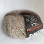 Austermann Tender Kid Alpaca & Mohair f001 brunbeige