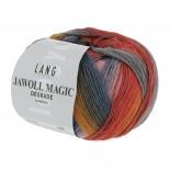 Lang Jawoll Magic Degradé f0033 orangerosagrå