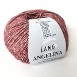 Lang Yarns Angelina f0064 Vinröd