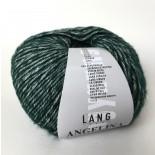 Lang Yarns Angelina f0018 Buteljgrön