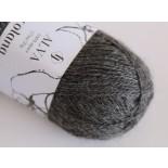 Filcolana Alva f402 Medium grey mel.