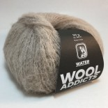 Wool Addicts Water f0026 mellanbrun
