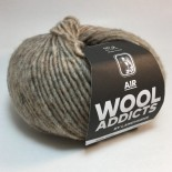 Wool Addicts Air f0026 mellanbrun