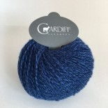 Cardiff Cashmere Single f557 Blu Notte