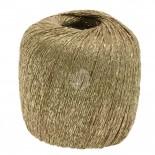 Lana Grossa Brillino f004 guld m gul tråd