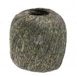 Lana Grossa Brillino f005 guld m grå tråd