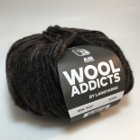 Wool Addicts Air f0067 mörkbrun