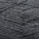 Isager Highland Wool f Charcoal