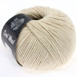 Lana Grossa Cool wool f590 kitt