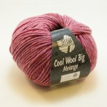 Lana Grossa Cool wool big melange f330 gammalrosa
