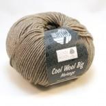 Lana Grossa Cool wool big melange f315 beigebrun