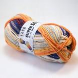Lang Lang Super SOXX 8-fach f0002 gulrödblå
