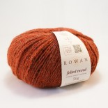 Rowan Felted tweed 154 Ginger rost