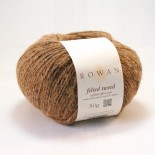 Rowan Felted tweed 175 Cinnamon Kanel