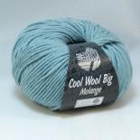 Lana Grossa Cool wool big melange f332 aqua