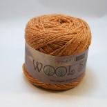 Hjertegarn Wool silk f3003 rost