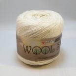 Hjertegarn Wool silk f3012 offwhite