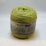Hjertegarn Wool silk f3020 lime