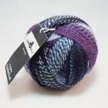 Schoppelwolle Crazy Zauberball f1699 L. lila/blå/m. lila