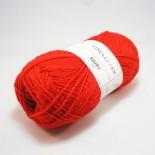 Rauma Finullgarn 0424 röd