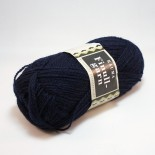 Rauma Finullgarn 0459 svartblå