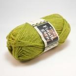 Rauma Finullgarn 0498 ljust grönbrun