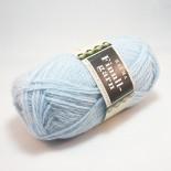 Rauma Finullgarn 4406 blekt ljusblå