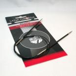 Lana Grossa KnitPro rundsticka karbon 80cm