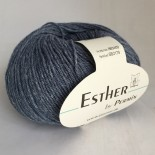Permin Esther f883409 Ljus Denim
