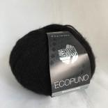 Lana Grossa EcoPuno f016 svart