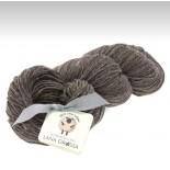 Lana Grossa Slow wool lino f004 m plommongrå