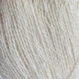 Isager Alpaca 1 fE0 Naturvit