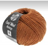 Lana Grossa Cool wool melange f148 terracotta