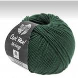 Lana Grossa Cool wool melange f150 m. grön